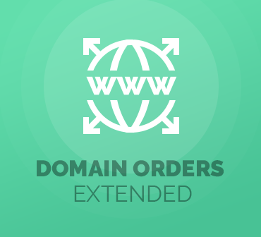 ModulesGarden Domain Orders Extended For WHMCS