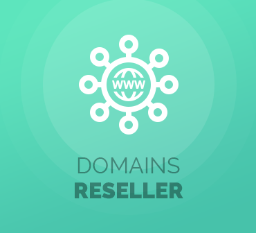 ModulesGarden Domains Reseller For WHMCS
