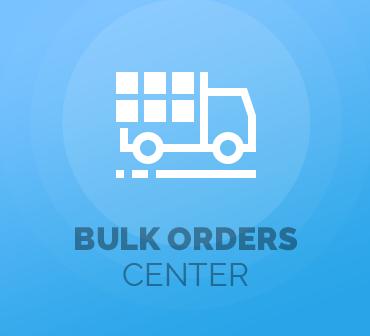 ModulesGarden Bulk Orders Center For Magento