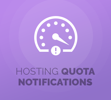 ModluesGarden Hosting Quota Notifications For WHMCS