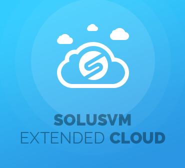 ModulesGarden  SolusVM Extended Cloud For WHMCS
