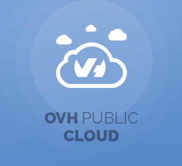 Modulesgarden OVH Public Cloud For WHMCS