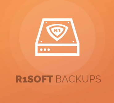 ModulesGarden R1Soft Backups For WHMCS