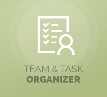 ModulesGarden Team & Task Organizer For Magento