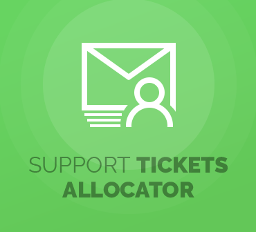 ModulesGarden Support Tickets Allocator For WHMCS