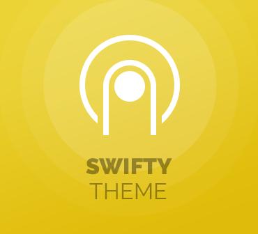 ModulesGarden Swifty - Theme For Magento