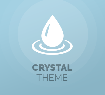 ModulesGarden Crystal - Theme For Magento