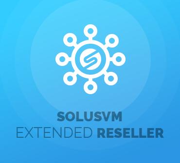 ModulesGarden SolusVM Extended Reseller For WHMCS