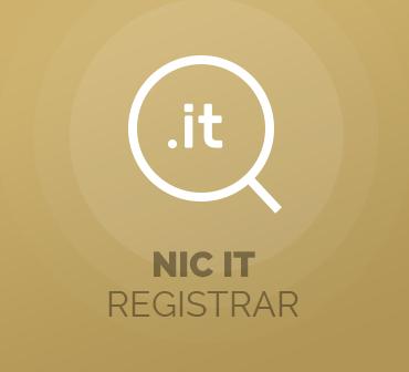 ModulesGarden NIC IT Registrar For WHMCS