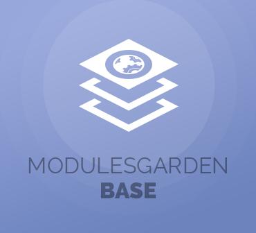 ModulesGarden Base For Magento