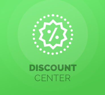 ModulesGarden Discount Center For WHMCS
