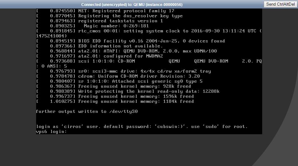 OpenStack VPS For Blesta: Screen 6