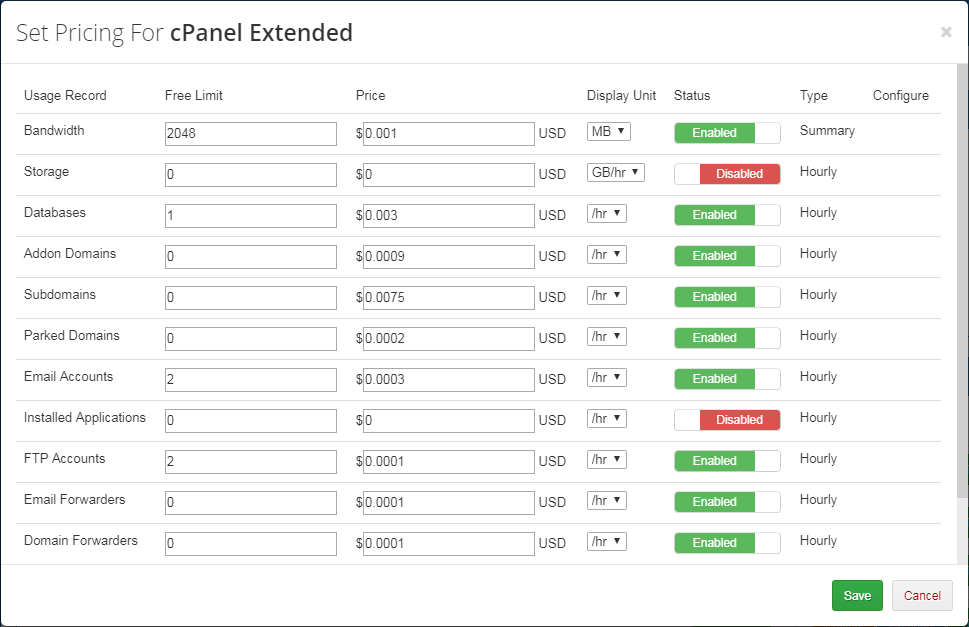 Advanced Billing For WHMCS: Screen 8