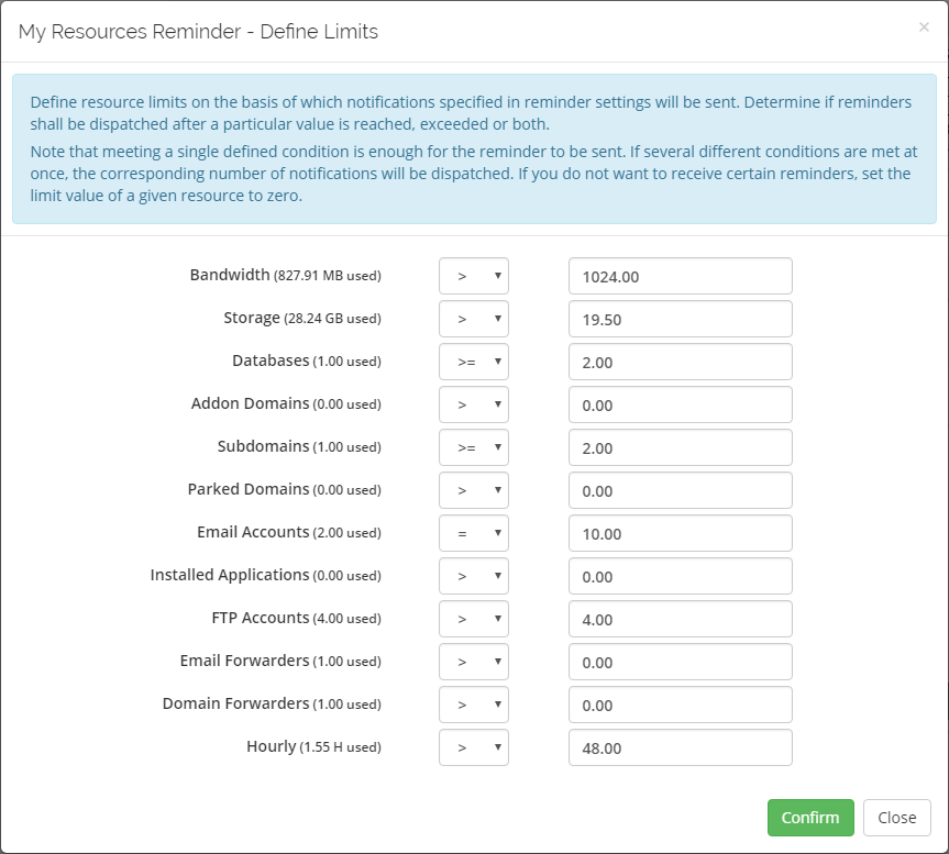 Advanced Billing For WHMCS: Module Screenshot 4