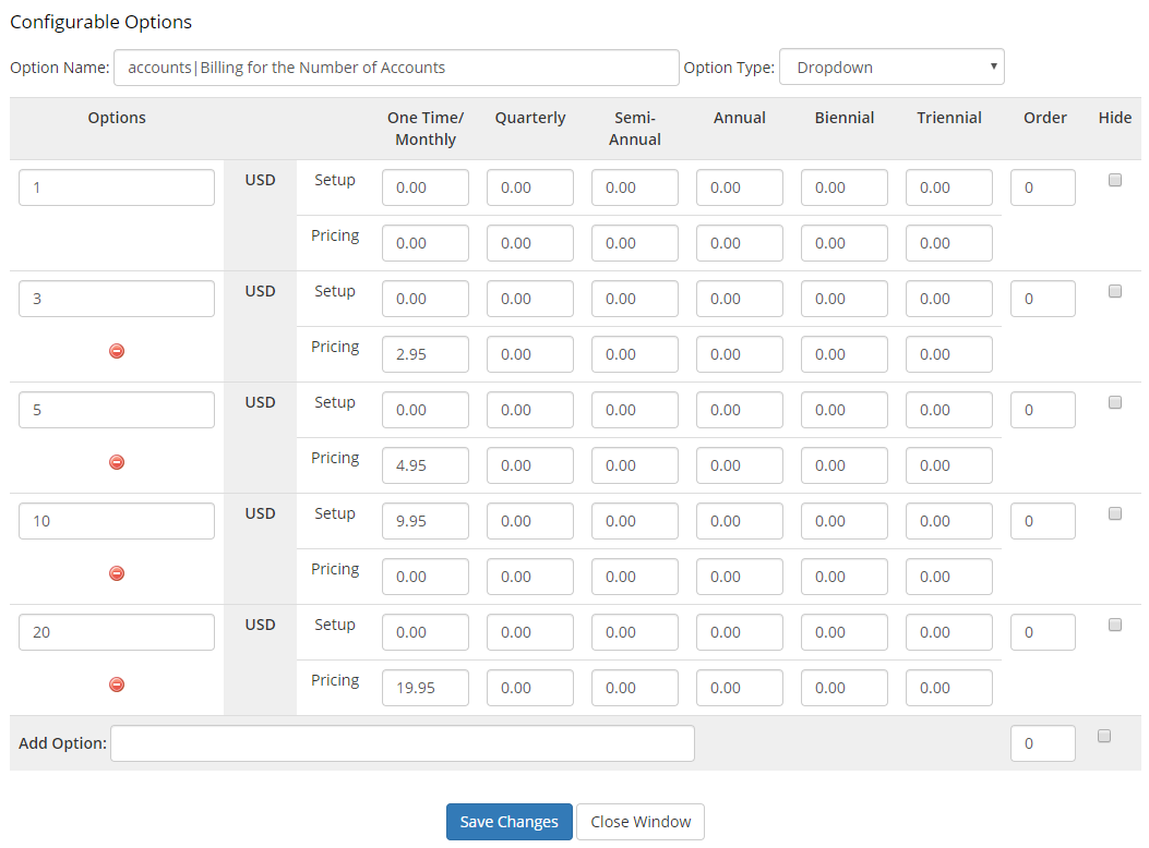 cPanel Manage2 For WHMCS: Module Screenshot 5