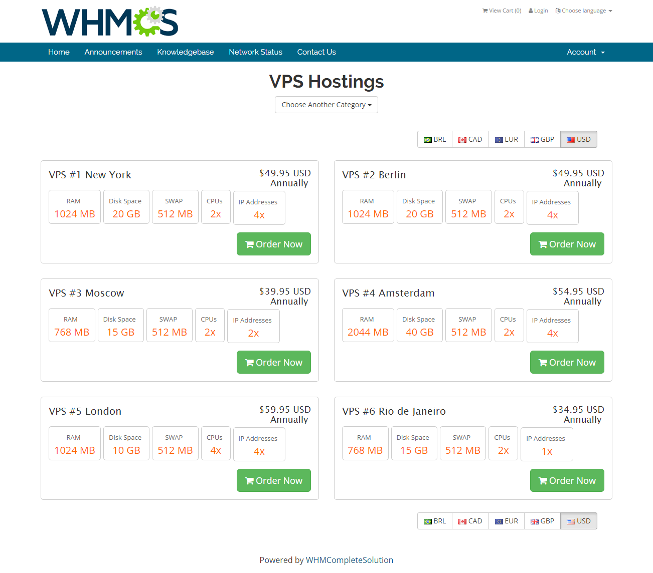 Geolocation Hook For WHMCS: Screen 6