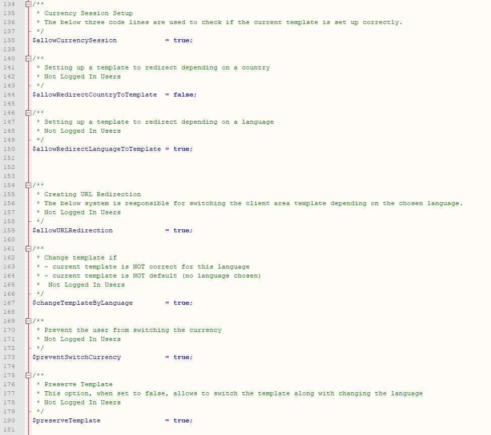 Geolocation Hook For WHMCS: Module Screenshot 4