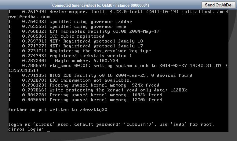 OpenStack VPS & Cloud For WHMCS: Module Screenshot 8
