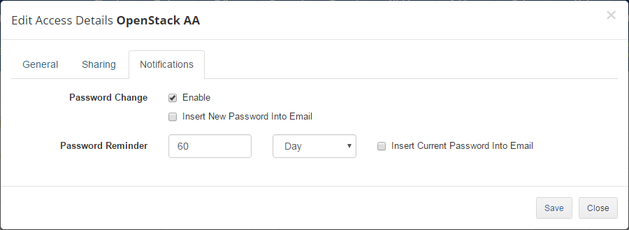 Password Manager For WHMCS: Screen 13